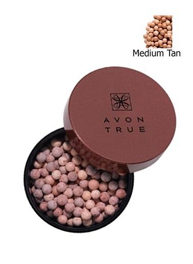 Avon True Glow Bronzlaştırıcı İnciler Medium Tan Ten
